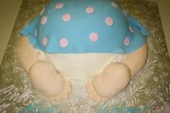 Baby Shower Cake #2