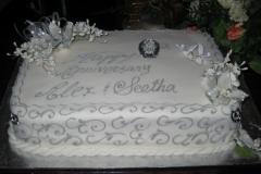 Engagement & Anniversary Cake #2