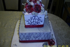Engagement & Anniversary Cake #5