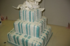 Engagement & Anniversary Cake #11