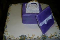 Engagement & Anniversary Cake #12