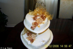 Engagement & Anniversary Cake #15