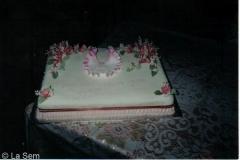 Religious & Graduation Cake #1