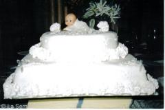 Religious & Graduation Cake #2
