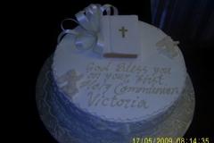 Religious & Graduation Cake #6