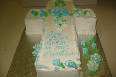 Religious & Graduation Cake #7