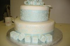 Religious & Graduation Cake #12