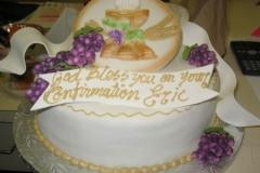 Religious & Graduation Cake #13