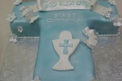 Religious & Graduation Cake #16