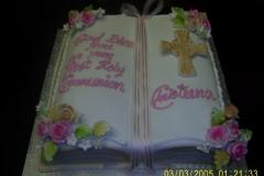 Religious & Graduation Cake #18