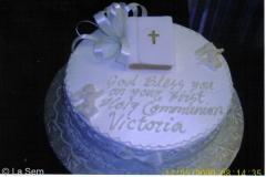 Religious & Graduation Cake #19