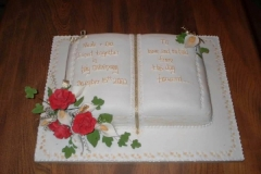 Wedding & Shower Cake #2