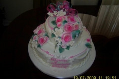 Wedding & Shower Cake #4