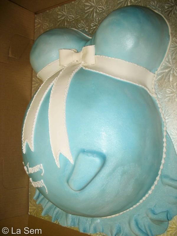 Baby Shower Cake 1