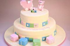 Baby Shower Cake #7