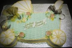 Baby Shower Cake #10