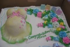Baby Shower Cake #17
