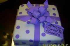 Birthday & Novelty Cake #4