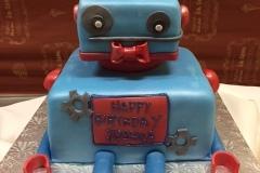 Birthday & Novelty Cake #407
