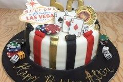 Birthday & Novelty Cake #408