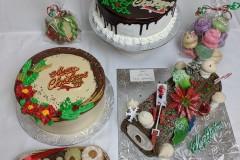 Christmas Cake #39