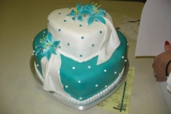 Engagement & Anniversary Cake #9