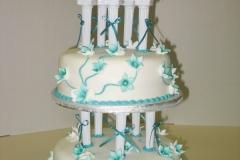 Engagement & Anniversary Cake #17