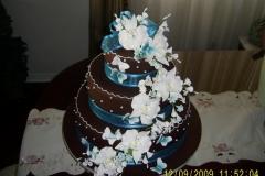 Engagement & Anniversary Cake #23