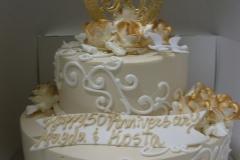 Engagement & Anniversary Cake #24