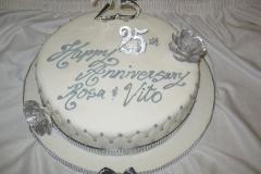 Engagement & Anniversary Cake #25