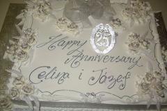 Engagement & Anniversary Cake #26