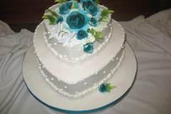 Engagement & Anniversary Cake #27