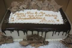 Engagement & Anniversary Cake #31