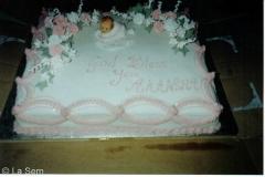 Religious & Graduation Cake #3