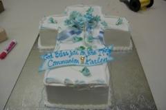 Religious & Graduation Cake #20