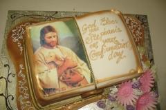 Religious & Graduation Cake #23