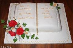 Religious & Graduation Cake #25