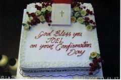 Religious & Graduation Cake #26