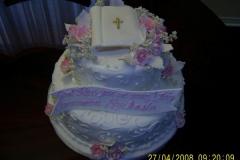 Religious & Graduation Cake #27