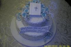 Religious & Graduation Cake #28