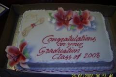 Religious & Graduation Cake #29