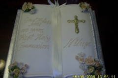 Religious & Graduation Cake #30
