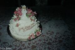 Religious & Graduation Cake #31