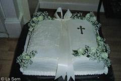 Religious & Graduation Cake #32