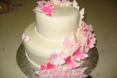 Religious & Graduation Cake #37
