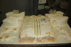 Religious & Graduation Cake #44