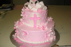 Religious & Graduation Cake #48