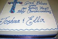 Religious & Graduation Cake #50