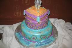 Religious & Graduation Cake #59