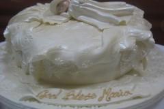 Religious & Graduation Cake #60